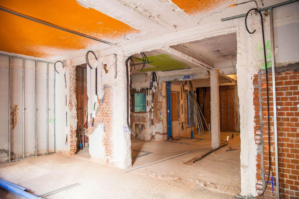 Rehabilitacion integral pisos madrid centro promovasa for Pisos madrid centro
