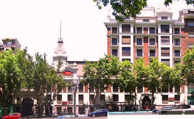 THE STUDENT HOTEL MADRID