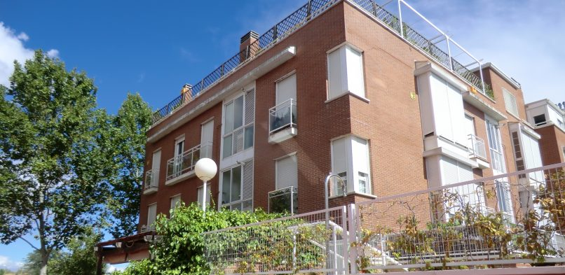 Restauración de fachada y zonas comunes